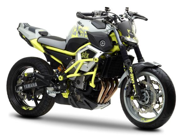 Yamaha E Tri Moto
