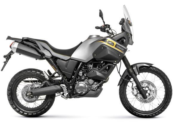 Yamaha aperfeiçoa a trail XT 660Z Ténéré na linha 2015